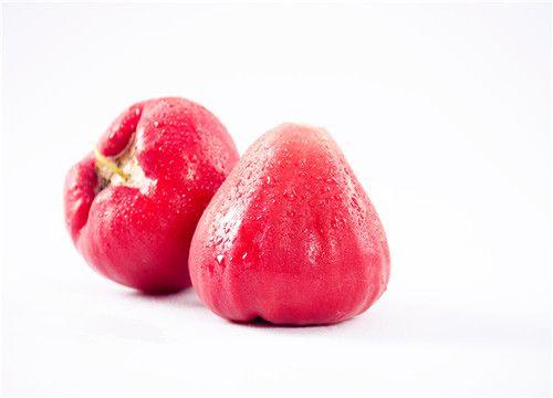 2019水果莲雾价格多少钱一斤?怎么吃好?